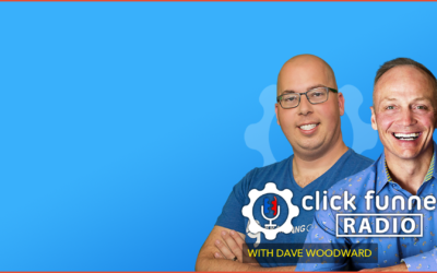 Sell Annuities and Insurance Using Funnels - Alex Branning Shares the Giveaway Funnel on ClickFunnels Radio with Dave Woodward